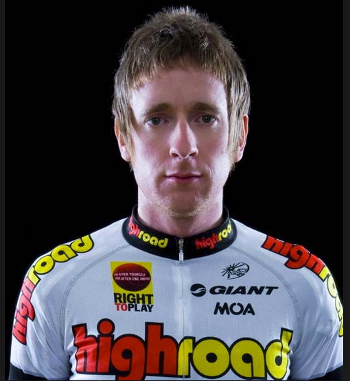 3361bb6e01a Bradley Wiggins didn t appear too thrilled with the first jersey and its  cartoon style font.
