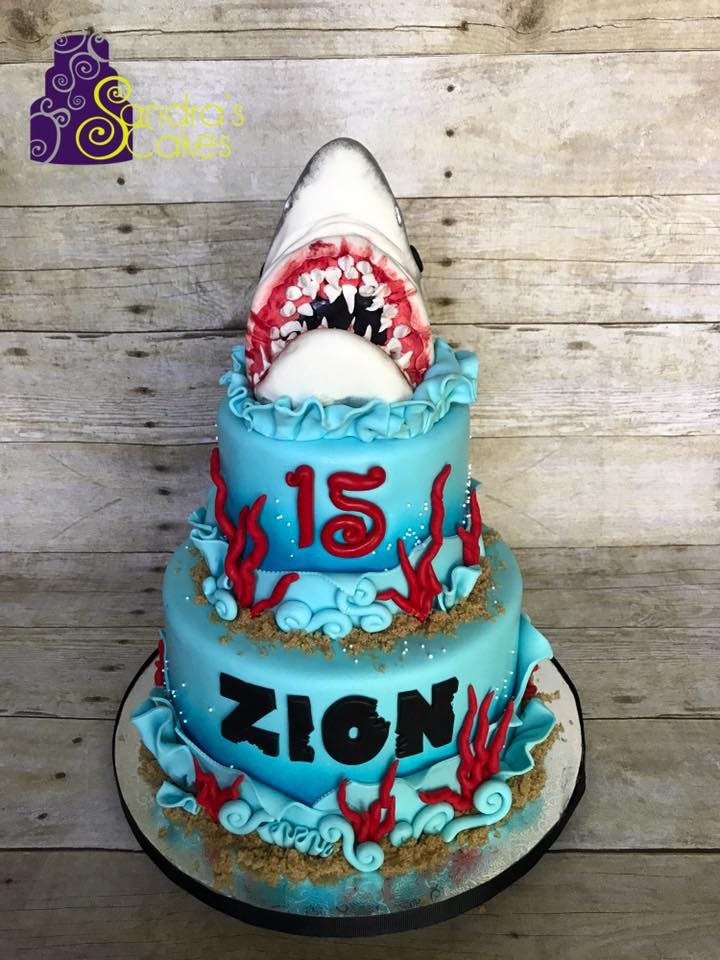 Jaws Themed Birthday