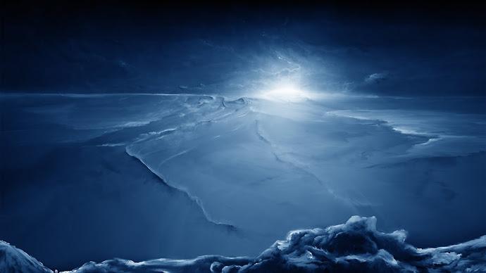 Wallpaper: Hoth Landscape