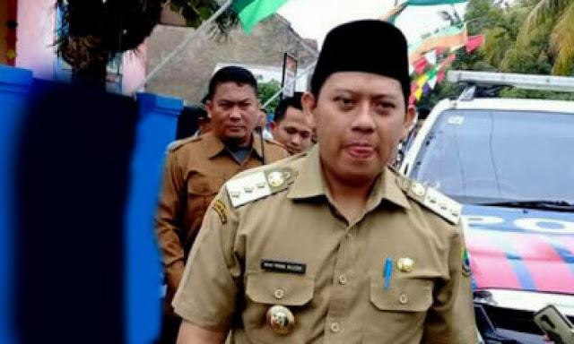 Bupati Cianjur yang Serukan Warga Pilih Jokowi Kena OTT KPK