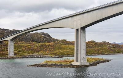Hurtigruten 郵輪 , trollfjord