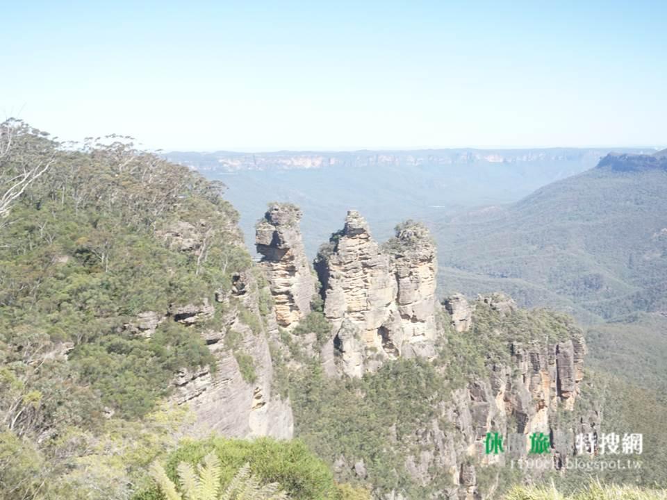 [澳洲/雪梨] 世界自然遺產/藍山國家公園Blue Mountains 與三姊妹峰Three Sisters