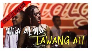 Lirik Lagu Vita Alvia - Lawang Ati