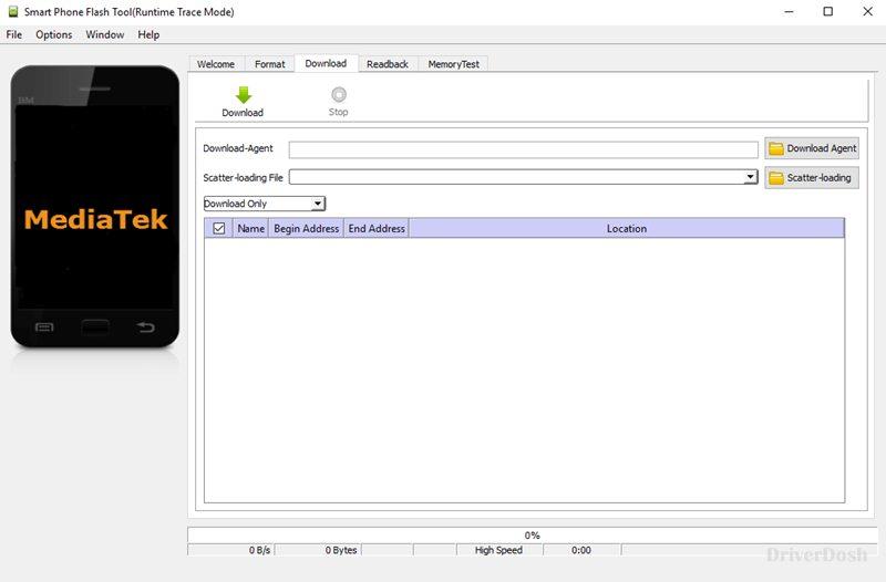 Download SP Flash Tool v5.1424