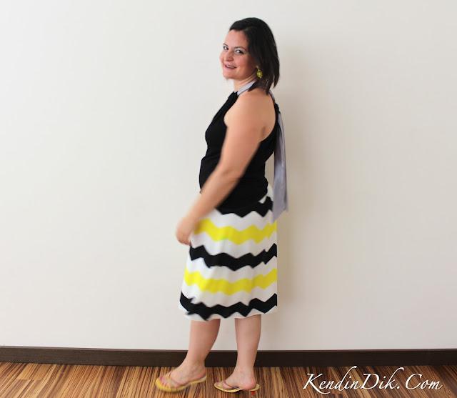 kendi kıyafetini kendin dik dikiş moda blog
