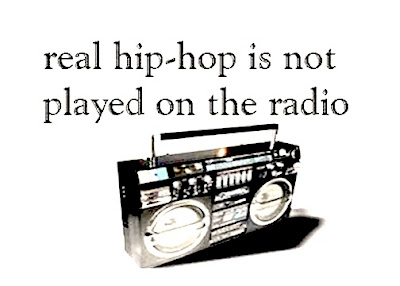 real hip hop is not on the radio offthecorner