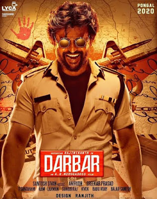 Darbar 2020 Hindi 720p Pre-DVDRip 1.3Gb Download world4ufree