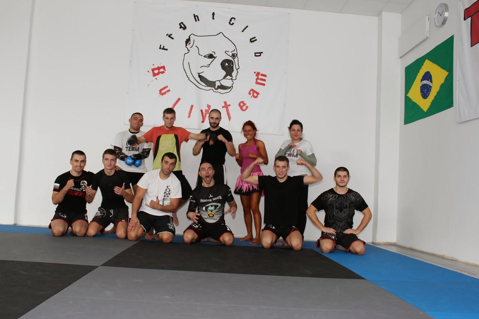 d0b461433f5 29.09.2013 MMA Stricking seminar with Dragan Pesic. Sofia, Bulgaria.