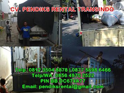 Angkutan Truk Jogja Jakarta