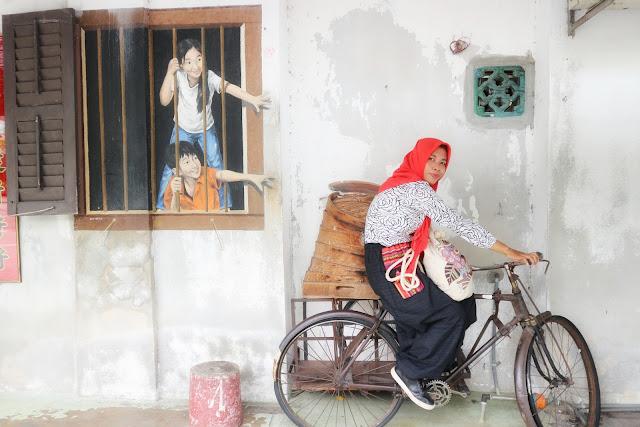 i want pao, mural street art penang, mural hits penang