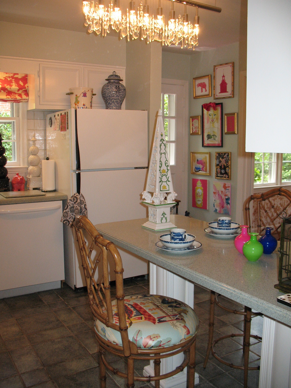 Chinoiserie Chic One Room Challenge The Reveal