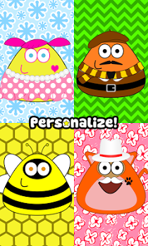 Pou Mod Apk (Unlimited Coins + Max Level) v1.4.73