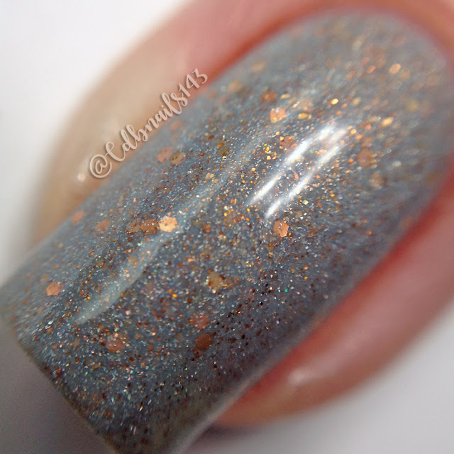 Noodles Nail Polish-Eskimo Kisses