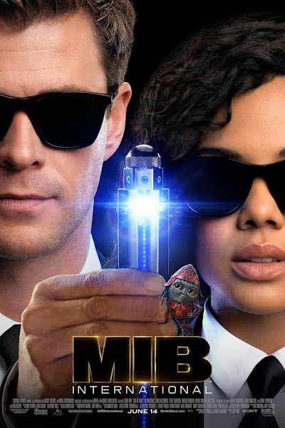 Poster of Men in Black: International (2019) Dual Audio [Hindi-DD5.1] 720p BluRay ESubs Download