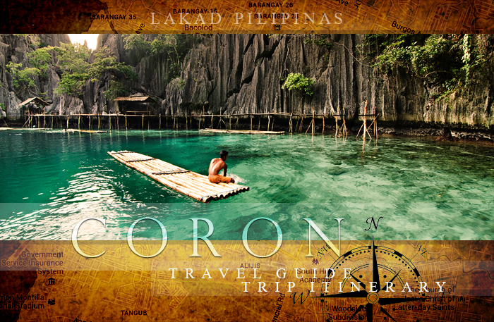 Coron Travel Blog Guide Itinerary Budget