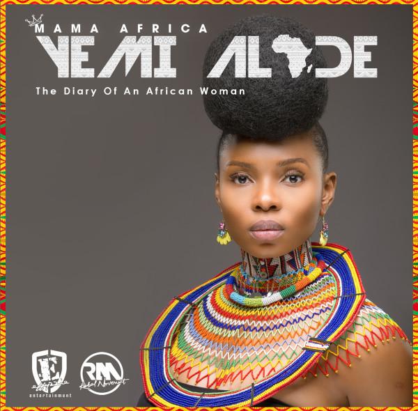 Yemi Alade MamaAfrica