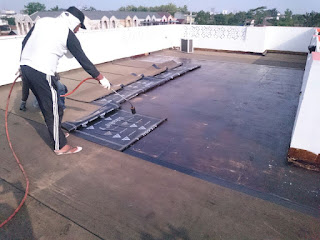 Cara Memperbaiki Atap Bocor