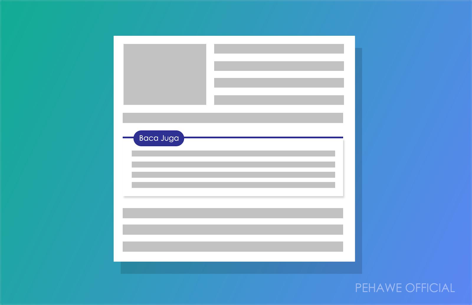 Cara Memasang Related Post Otomatis di Dalam Postingan Blog