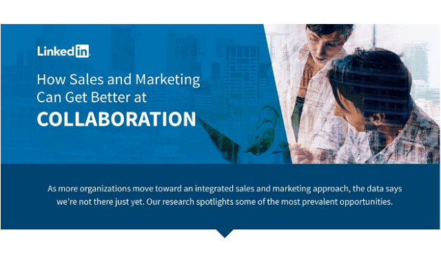How Sales and Marketing Can Get Better at Collaboration