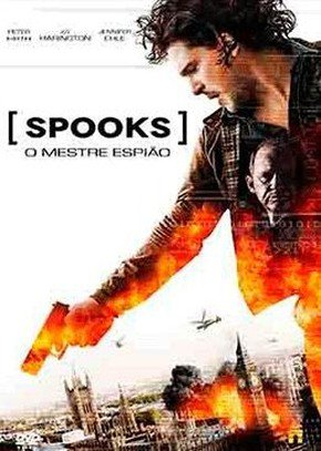Spooks: O Mestre Espião BDRip Dual Áudio + Torrent 1080p e 720p