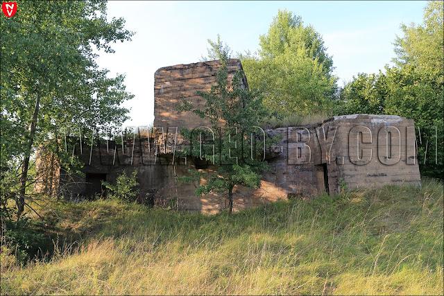 Третий, гибридный бункер в Подъязовле