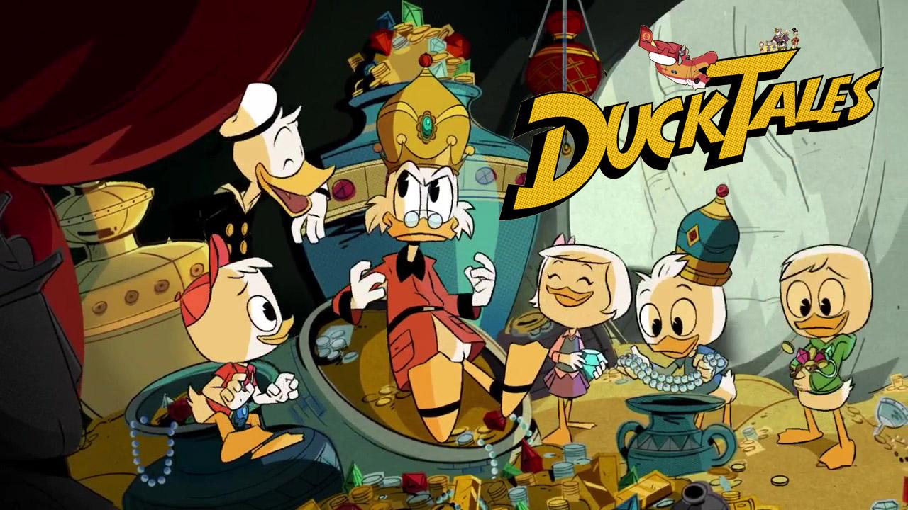 Ducktales woo oo però quello nuovo la recensione senza