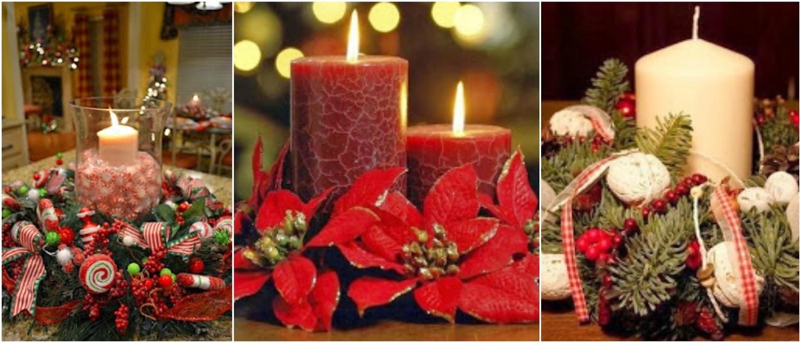 Centros de mesa navide o paso a paso cositasconmesh - Centro de mesa navideno ...