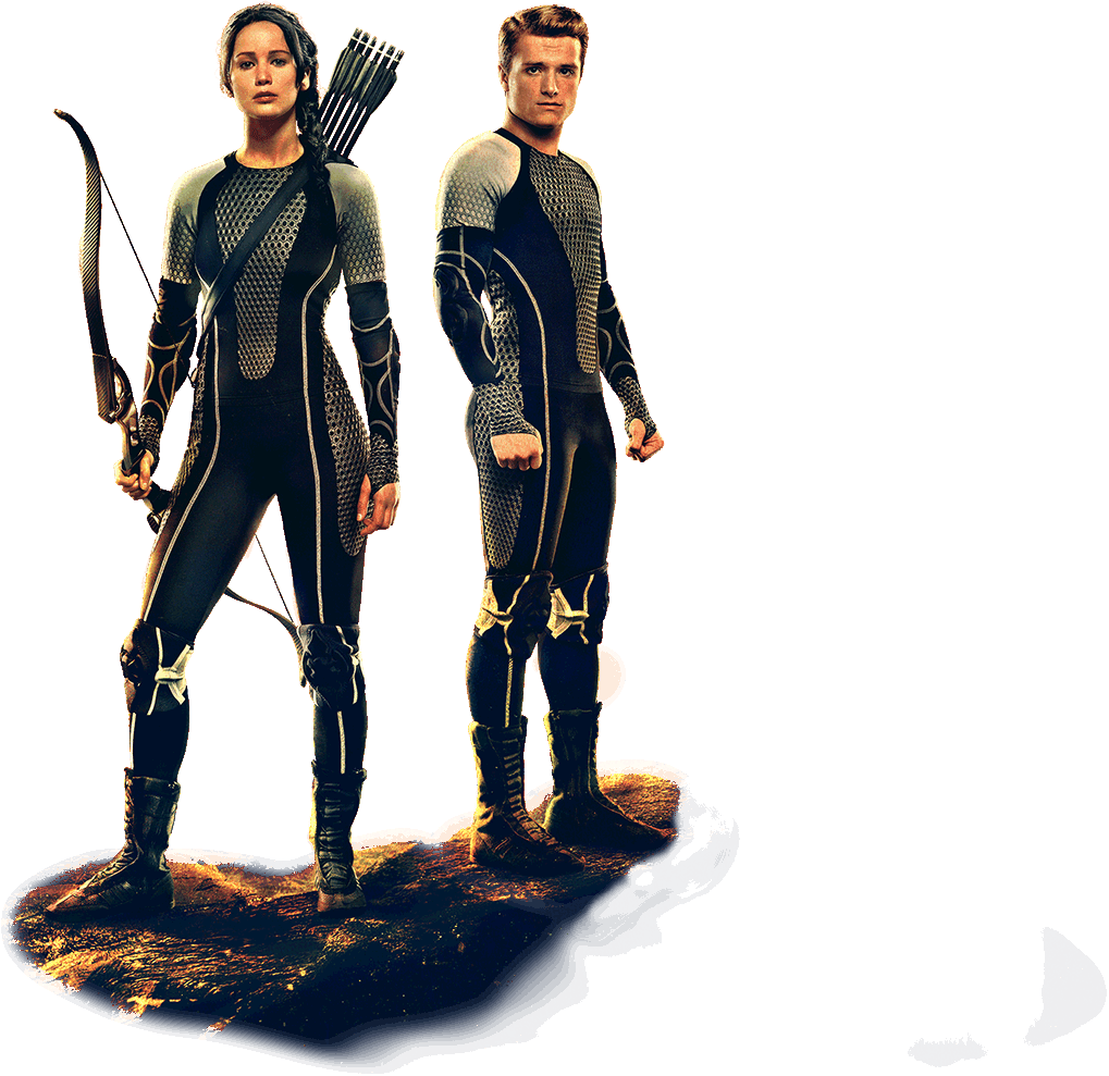 Katniss and Peeta Victor Banner Revealed by Hunger Games ...