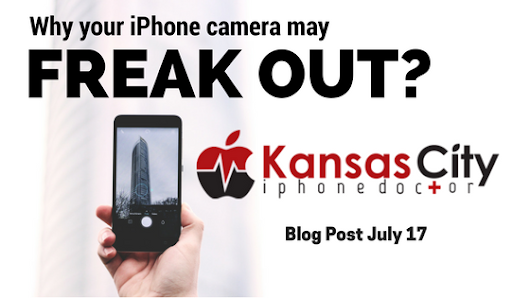 Why Your iPhone Camera May Freak Out?