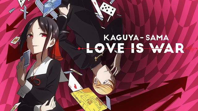 Manga Kaguya-sama: Love is War tendrá Live-action