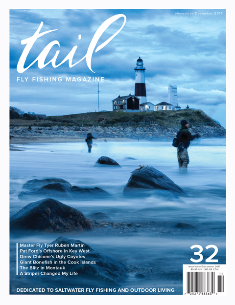 TAIL FLY FISHING MAGAZINE - Issue 32