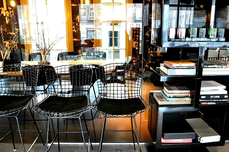Design hotel in Amsterdam, Hotel V Frederiksplein