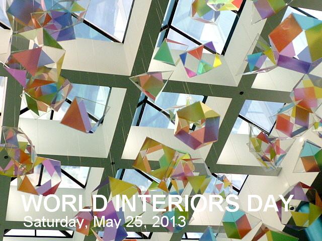 Robin Lechner Interior Designs: WORLD INTERIORS DAY