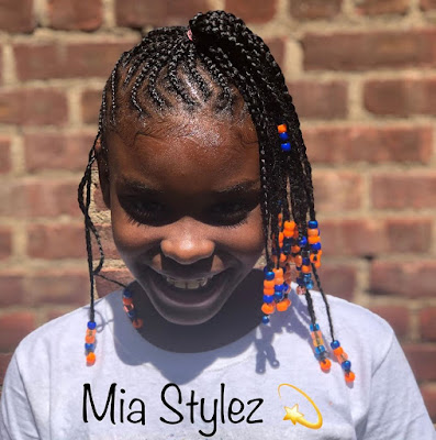 lemonade braids are refreshing every year and so tasty 23 Jumbo Lemonade Braids Hairstyles With Beads To Copy In 2019