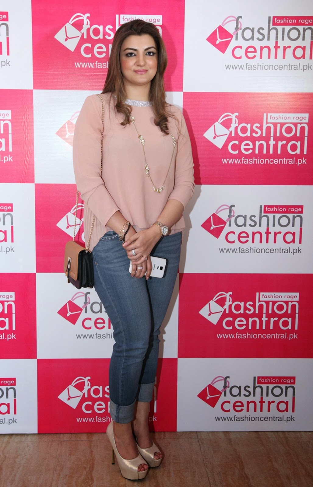 Events Pakistan One Stop Event Guide Fashion Central Dha Lahore Store Launch