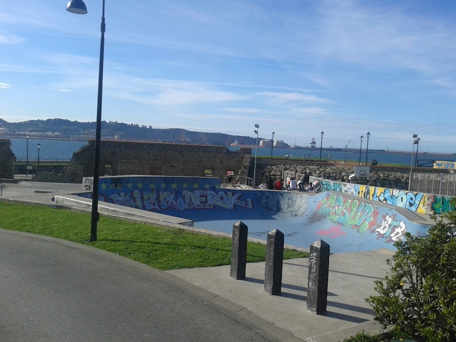 pista-skate-cerro-santa-catalina-gijon