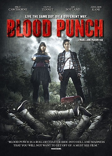Blood Punch Legendado