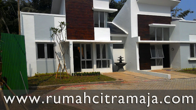 Show Unit Rumah RE Citra Maja Raya