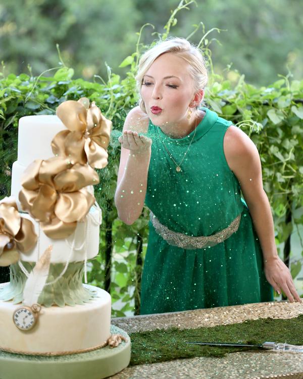 bride+groom+peter+pan+themed+neverland+wedding+tinker+bell+fairytale+princess+wendy+darling+captain+hook+fairy+dust+green+rustic+andy+sams+photography+10 - Neverland
