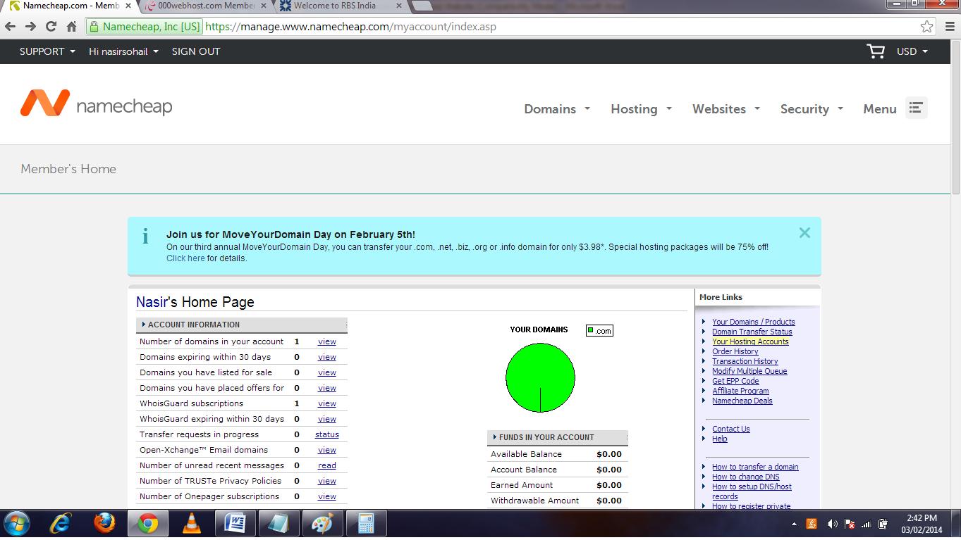 Pic 1(G) - Website Hosting