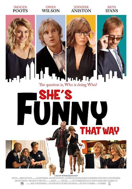 She's Funny That Way / Μπερδέματα στο Broadway (2014) ταινιες online seires oipeirates greek subs