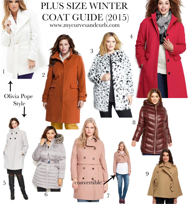 f3feef36a87 Plus Size Winter Coat Guide