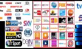 New Smart IPTV M3U Playlist 03 October 2018