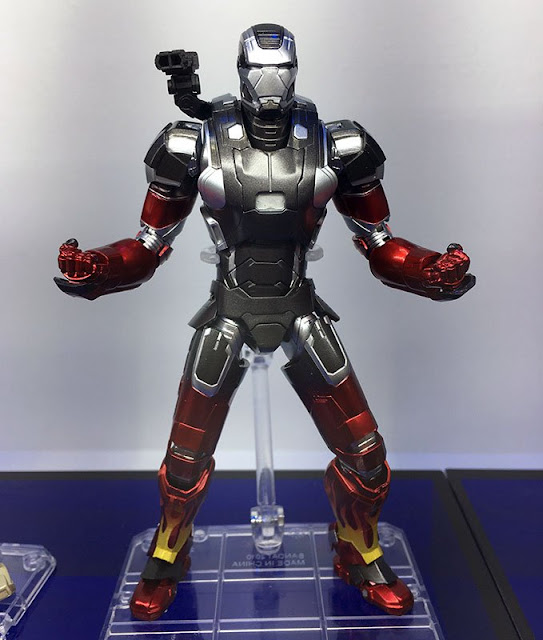 S.H.Figuarts Marvel – Iron Man MK 22 Hot Rod