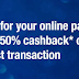 Paytm - Get Rs.100 Cashback on Adding Rs.200 via UPI
