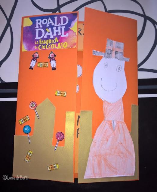 Roald Dahl e la fabbrica di cioccolato