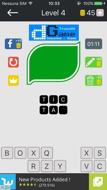 Food Quiz-Indovina il marchio soluzione pacchetto 4 livelli (1-12)