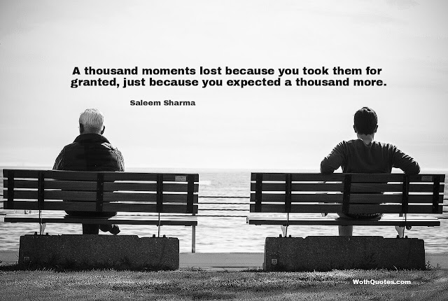Quotes About Moment