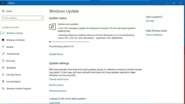 Worldwide Tech & Science: Windows 10 UPDATE September 12, 2017