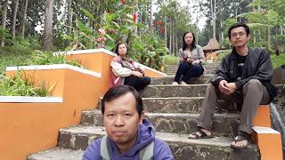 Wisata bersama keluarga